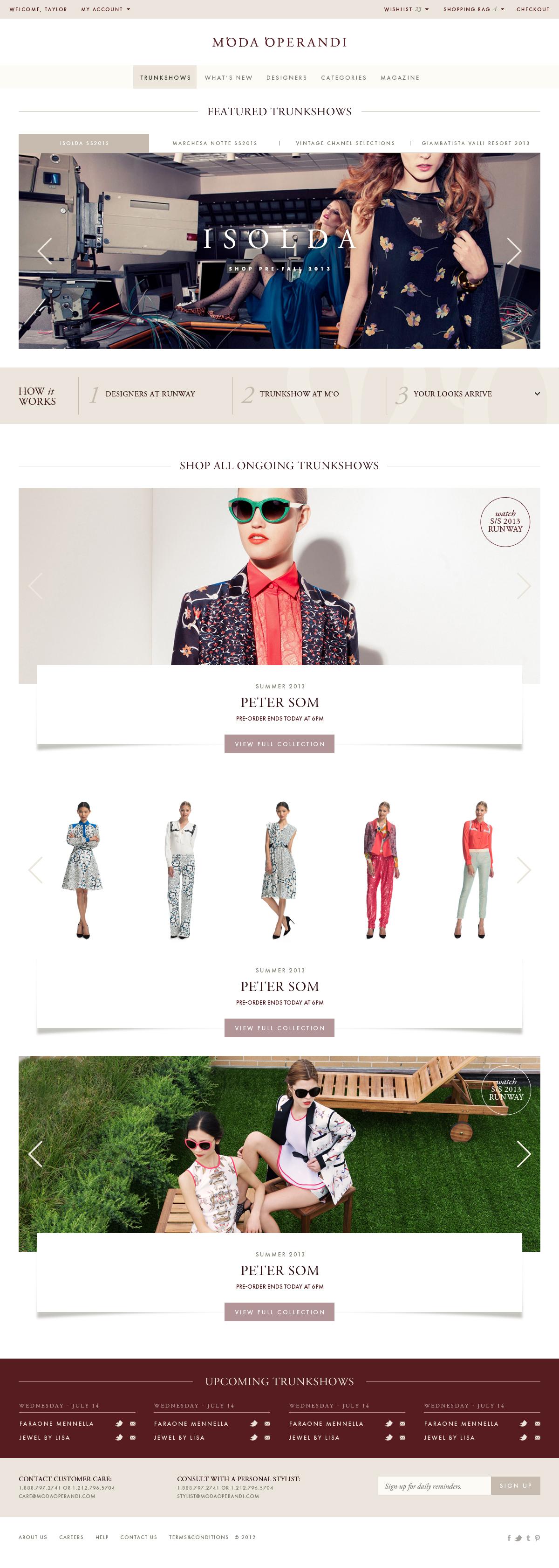 Moda-Trunckshow