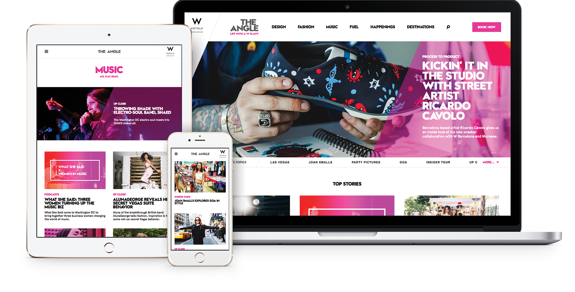 W-Hotels-Site-Design