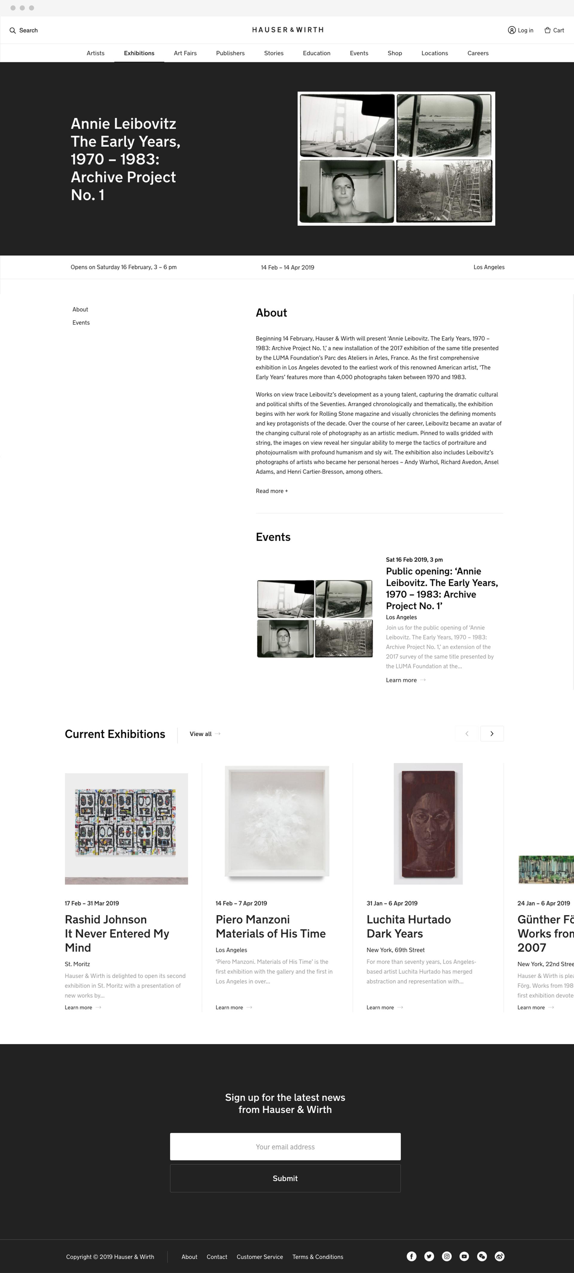 HW-Artist-Page